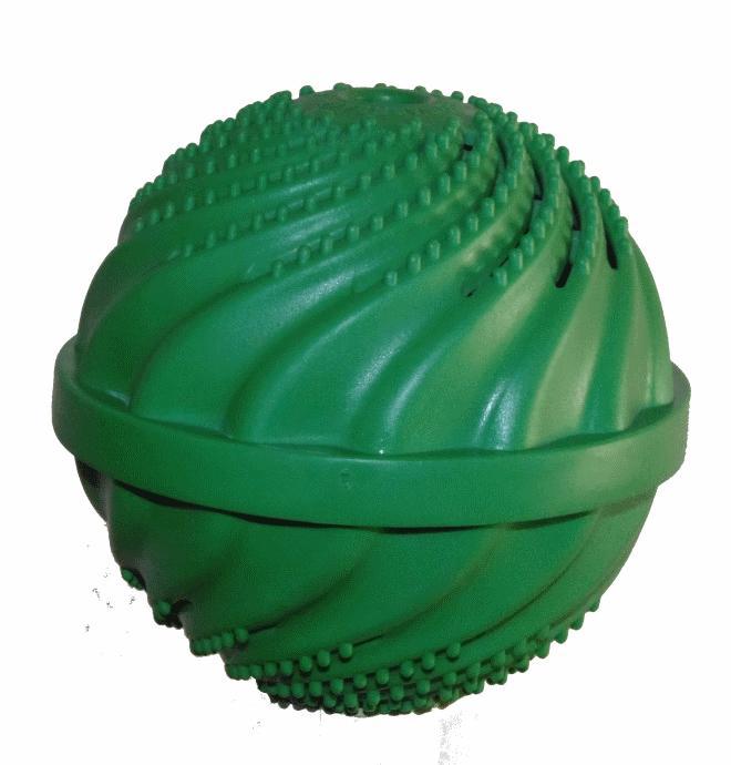 grüne Waschkugel