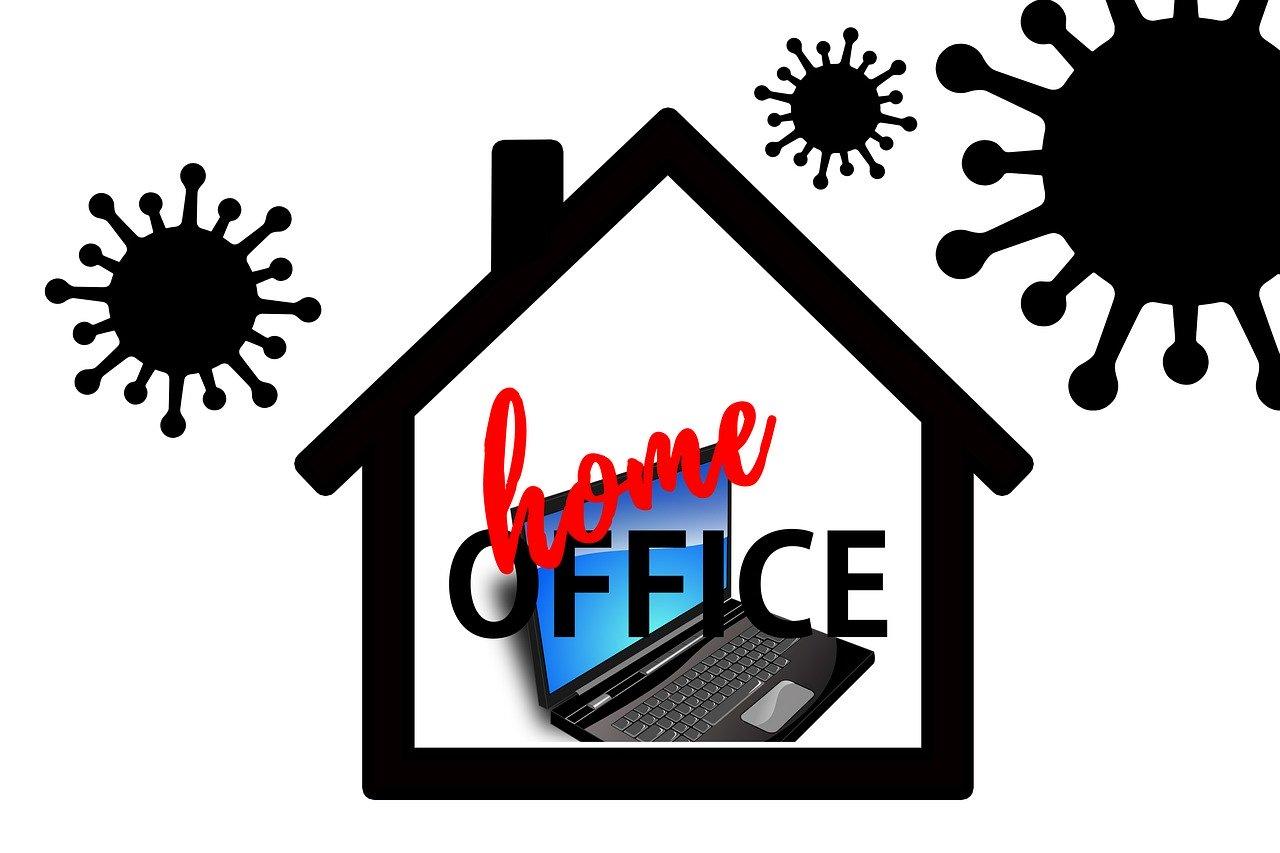 Home-Office - Corona